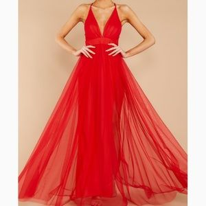 Red Dress Boutique Red Maxi Dress